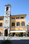 Cantiano, town hall