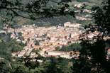 Panorama of Fossombrone